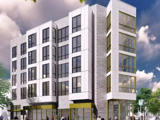 Is DC's First Modular Apartment Building Coming to Petworth's Sweet Mango Site?