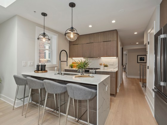 Only Two Homes Remain at Dupont Circle's Most Popular New Development