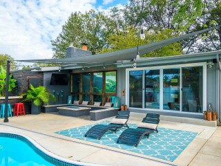This Week's Find: A 12-Month Mid-Century  Renovation in Silver Spring