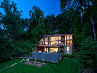 High Above the Potomac: McLean Home Hits the Market For $15 Million