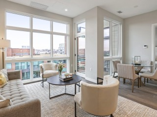 Inside H-Street's Hottest Two-Story Penthouse