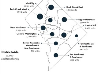 Zoning Commission to Consider Expanding Inclusionary Zoning in DC Next Month