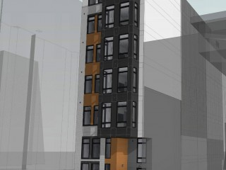 14 Condos Proposed for Skinny Logan Circle Site