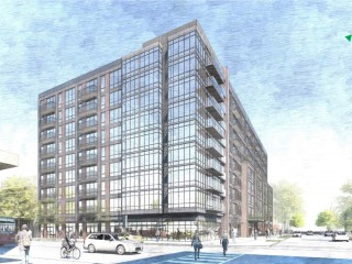230-Unit Development  Planned For Prominent Shaw Corner