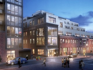 Warehouse Windows and Capitol Views at Shaw's Newest Boutique Condominium
