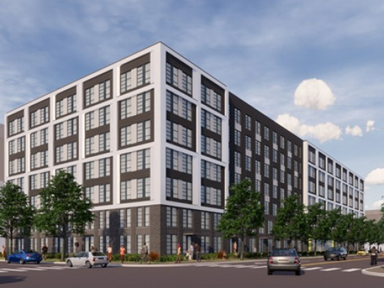 First Phase of 740-Unit Development Breaks Ground at Northwest One