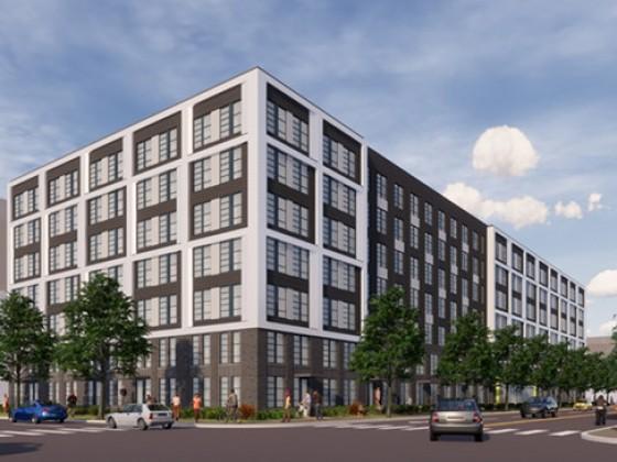 First Phase of 740-Unit Development Breaks Ground at Northwest One