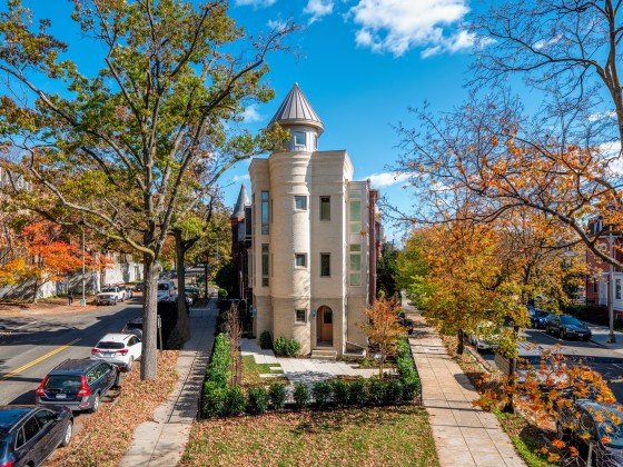 The Adams Morgan Triangle House Hits the Market