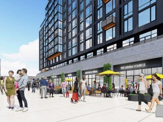 The 1,800 Units Under Construction in Eckington and Union Market