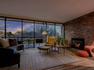 Best New Listings: A Fairlawn Rowhouse, Lofty in Takoma Park and Mid-Century in Hollin Hills