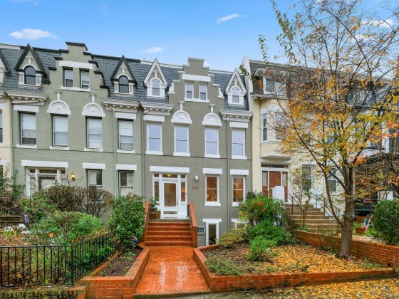 The 7 DC Neighborhoods With the Highest Home Price Appreciation in 2020