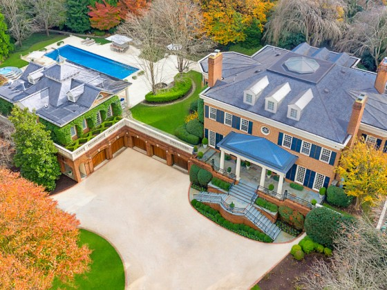 Ted Leonsis' Former McLean Mansion Lists for $14 Million