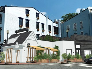 Design Filed For Danny Meyer-Backed Fast Casual Concept Coming to Prominent Georgetown Corner