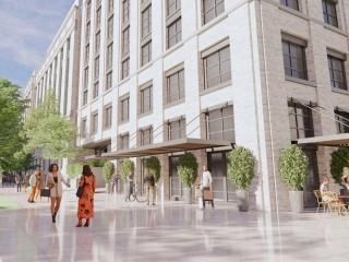Douglas Development Files Plans for 615-Unit Redevelopment of DC's Cotton Annex