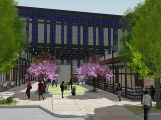 A Few More Looks at the 463-Unit Hillandale Gateway Development