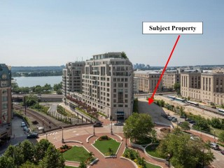 353 Units, Rooftop Restaurant Proposed at The Portals in Southwest DC