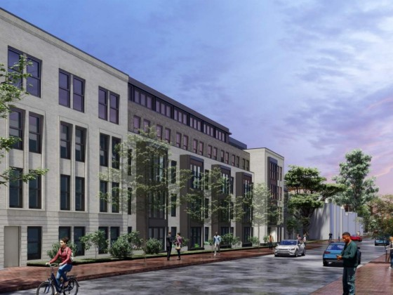 A New Look at One of Georgetown's Largest New Residential Developments