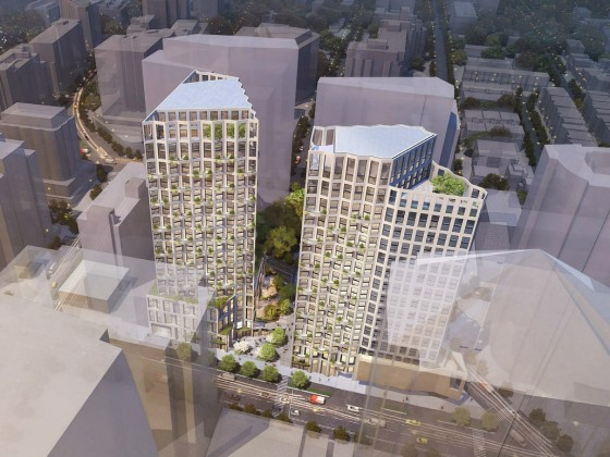Arlington County Approves 740-Apartment Ames Center Site Redevelopment