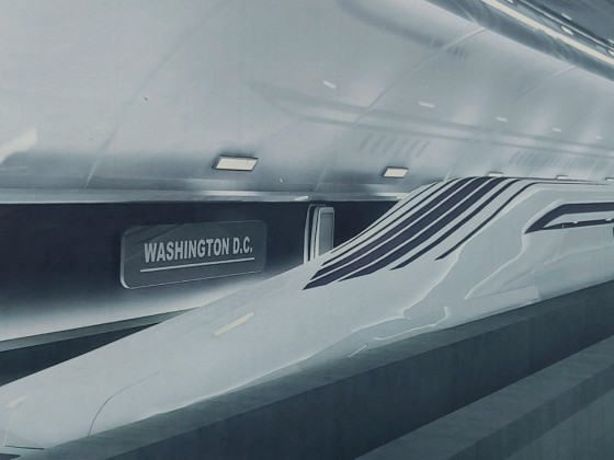 300 MPH, 18 Million Riders: How the Maglev Might Impact Traffic and Transit in the DC Area