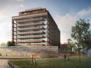 From 60 to 72 Condos: Georgetown West Heating Plant Development Grows in Size