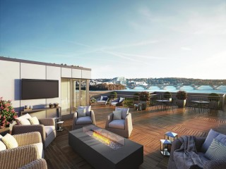 Old Town's Newest Riverside Development Is Already Over 50% Sold