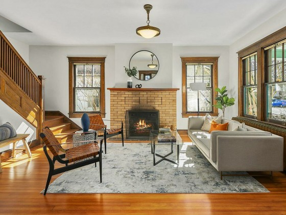 Best New Listings: 30 Years in Takoma, Mid-Century Modern in Kensington