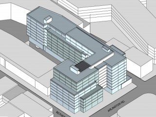 245 Apartments and an Automated Parking Garage: More on the Residential Plans at Bethesda Row