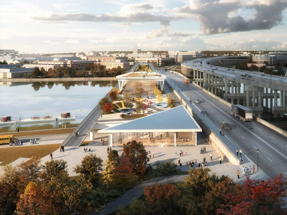 11th Street Bridge Park on Track for Completion in 2024