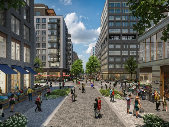 A First Look at Pedestrian-First Yards Place