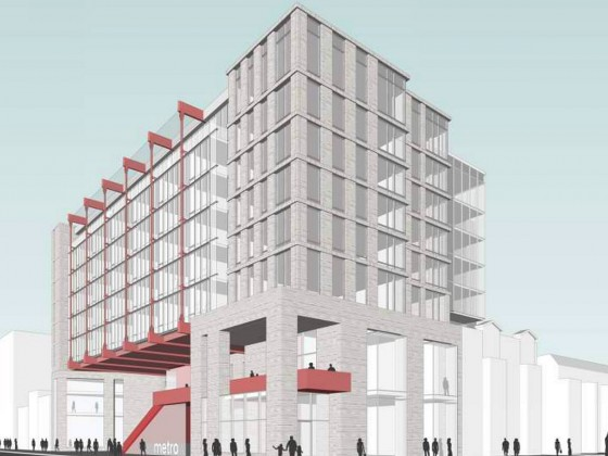 Apartments, Hotel Rooms, Alley Dwellings: Big Development Plans Above U Street Metro