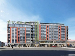 123 Apartments and Makerspace Proposed for Ivy City ProFish Site