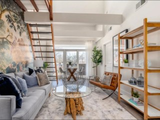 Best New Listings: Socially Distanced in Arlington, a Missing Middle Loft in Chevy Chase