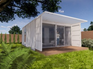 A Shipping Container ADU One-Stop Shop Launches in DC
