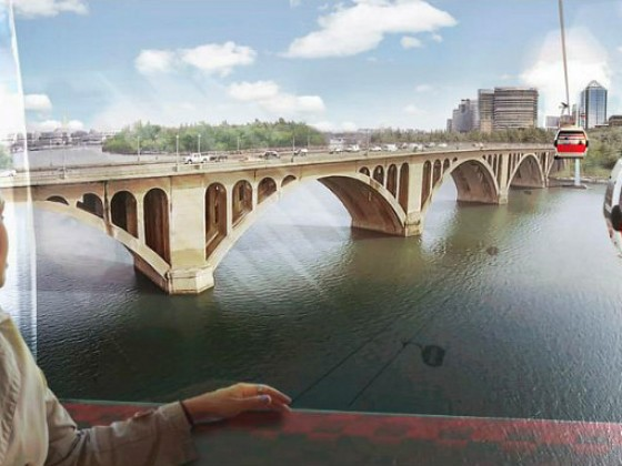 DC Councilmember Requests Georgetown-Rosslyn Gondola Funds