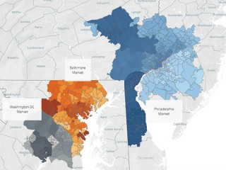 A New Tool Measures Home Buyer Demand in the DC Area