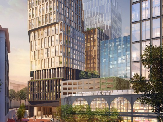 The 23 Projects on the Boards For Downtown Bethesda