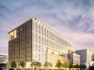 A First Look at the Proposed Office Redevelopment of Metro's DC Headquarters