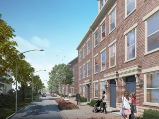 DC Mayor's Office and the Knutson Companies Break Ground at St. Elizabeths East