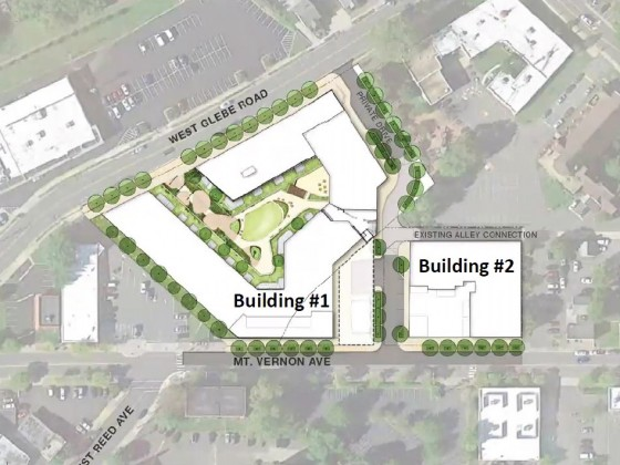 480 Affordable Apartments Proposed for Arlandria Site