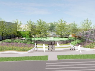 The Proposed Plans for Swampoodle Park II
