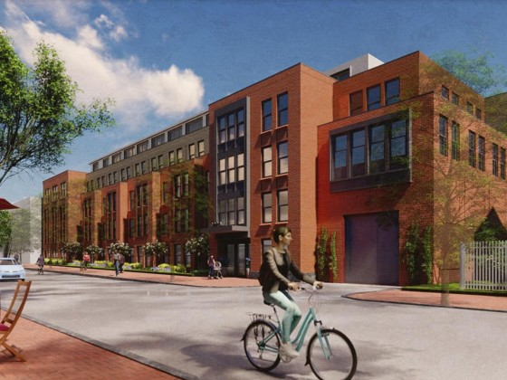 Four Units Here, 70 Units There: The Georgetown Residential Pipeline