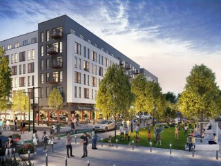 527 Residences, a Grocery Store and a Hotel: The Plans for a West Falls Church Site