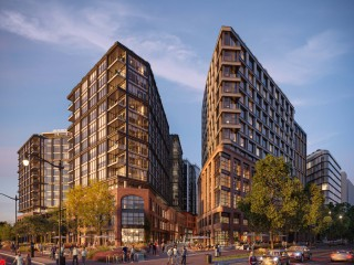 The Buzz Around the Thousands of Units Planned for Buzzard Point