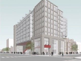 Changes Pitched for Eastbanc's U Street Metro Development