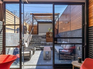 Best New Listings: Wood Slats, Glass Floors, and Quirky Kitchens