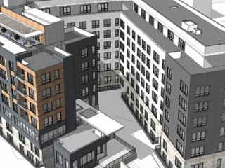 215-Unit Project on the Boards on Shaw Church-Owned Property