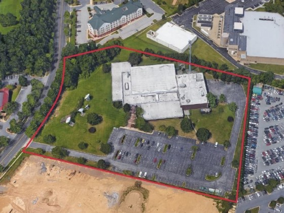 390 Apartments and Flats Proposed for White Oak Site
