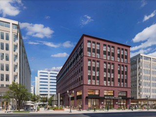 An Infill Hotel Proposed at North Capitol and H Streets