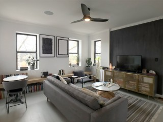 Before and After: A 10-Month Transformation of a Bloomingdale Condo