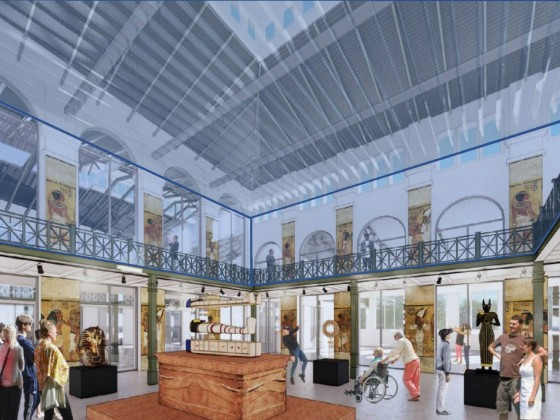Historic Preservation, Interior Renovation: The Proposals to Update the Smithsonian